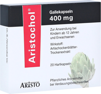 Steiner Arzneimittel Aristochol Gallekapseln (20 Stk.)