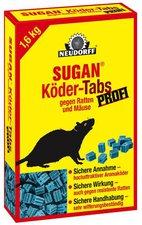 Neudorff Sugan Köder-Tabs 1,8 kg
