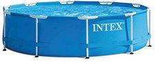 Intex Pools Metal Frame Pool 305x76 cm