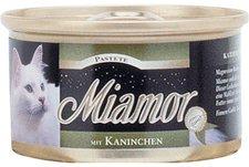 Miamor Pastete Kaninchen (85 g)