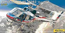 Heller Joustra Eurocopter AS 350 B3 Everest (80488)