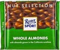 Ritter-Sport Ganze Mandel (100 g)