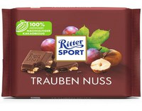 Ritter-Sport Trauben-Nuss (100 g)