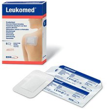 BSN medical Leukomed Sterile Pflaster 10 x 30 cm (5 Stk.)