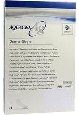 Bios Aquacel Ag 2 x 45 cm Tamponaden (5 Stk.)