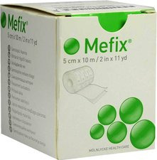 Bios Mefix Fixiervlies 5 cm x 10 m (1 Stk.)