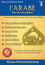 Mindscape L'arabe pour les francophones - Niveau 3 (WIN) (FR)