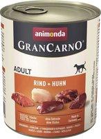 Animonda Petfood Gran Carno Rind + Huhn 800g