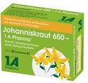 1A Pharma Johanniskraut 650 Filmtabletten (30 Stk.)