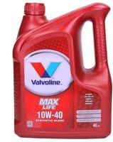 Valvoline MaxLife 10W-40 (4 l)