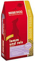 Mera Dog Pure Lamm & Reis 12,5kg