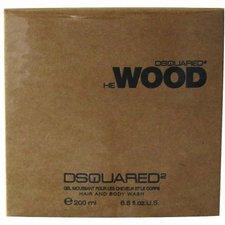 Dsquared2 He Wood Duschgel für Körper und Haar (200 ml)