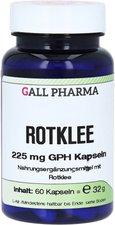 Gall-Pharma Rotklee Kapseln (60 Stk.)