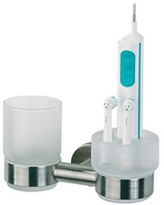 Tiger Products Boston Becher-/Zahnbürstenhalter-Set