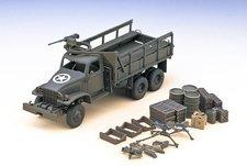 Academy WWII Ground Vehicles Set (13402)
