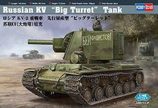 "HobbyBoss Russian KV-2  ""Big Turret "" Tank (84815)"