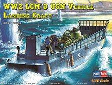 HobbyBoss LCM 3 USN Landungsboot (84817)