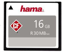 Hama Compact Flash Card Highspeed 16 GB 200x