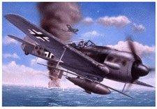 "Revell Focke-Wulf FW190F-8 + Bv 246  ""Hagelkorn "" (04171)"