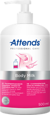 Attends Professional Care Body Milk (500 ml)