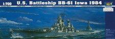 Trumpeter US Battleship BB-61 Iowa 1984 (5701)