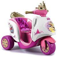Famosa Scooty Disney Prinzessin 6V