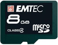 Emtec microSDHC Card 8 GB