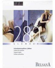 BELSANA Glamour 280den Strumpfhose kurz M nachtblau