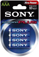 Sony 4x AAA / LR03 Stamina Plus