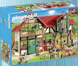 Playmobil Großer Bauernhof
