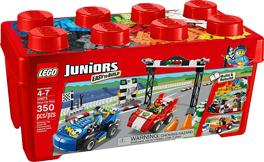 LEGO Race Car Rally