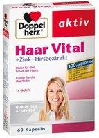 Doppelherz Haar Vital + Zink + Hirseextrakt Kapseln (60 Stk.)