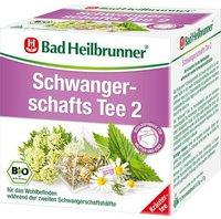 Bad Heilbrunner Tee Schwangerschaft 2 Bio Beutel (15 Stk.)