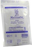 Kerma Mulltupfer 20 x 20 cm Pflaumengross Steril (5 Stk.)