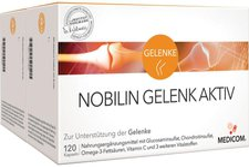 Medicom Nobilin Gelenk Kapseln (2 x 120 Stk.)