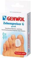 GEHWOL Polymer Gel Zehenspreizer G groß (3 St.)