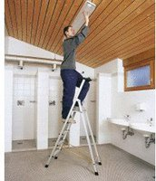 Zarges Z 300 Stufen-Stehleiter 7 Stufen