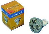 OMNILUX LED GU10 3W LED 6500K KR