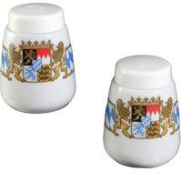 Seltmann Weiden Compact Bayern Garnitur Salz / Pfeffer