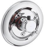 Kludi Adlon Thermostat-Unterputzarmatur (517190520)