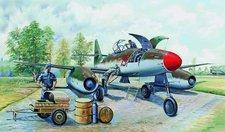 Trumpeter Messerschmitt Me 262 A-1a Clear Editi...