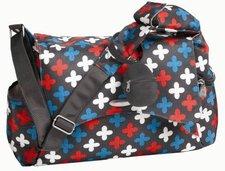 Samsonite Wickeltasche Messenger Bag