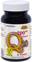 Espara Q 10 200 mg Kapseln (60 Stk.)