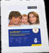 Allergika Sensitive Matratzenbezug (90 x 190 x 14 cm)