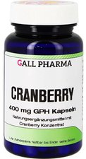 Hecht Pharma Cranberry 400 mg Gph Kapseln (360 Stk.)