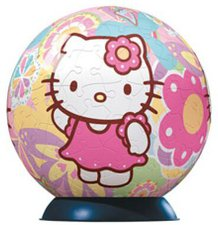 Ravensburger Hello Kitty - Flower Power (240 Teile)