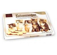 Sarotti Katzenzungen Weiße & Vollmilchschokolade (100 g)