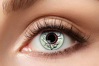 Monster Kontaktlinsen