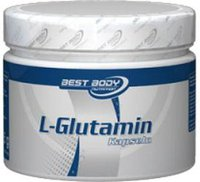 Best Body Nutrition L-Glutamin Kapseln