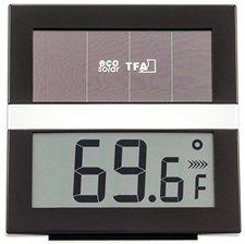 TFA Dostmann ECO Solar Thermometer-Hygrometer 30.5017